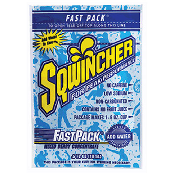Sqwincher .6 Ounce Fast Pack Liquid Concentrate Mixed 015300-MB