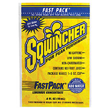 Sqwincher .6 Ounce Fast Pack Liquid Concentrate Lemonade 015303-LA
