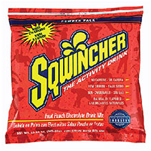 Sqwincher 23.83 Ounce Instant Powder Pack Fruit Punch 016042-FP