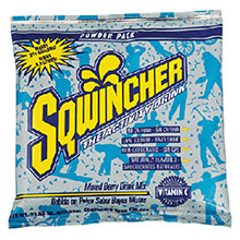 Sqwincher 23.83 Ounce Instant Powder Pack Mixed Berry 016048-MB
