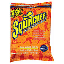 Sqwincher 47.66 Ounce Instant Powder Pack Orange Electrolyte 016404-OR