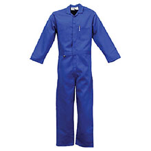 Stanco FR Safety Products X Large Royal Blue 9 Ounce FRI681RBXL