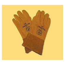 John Tillman & Co Mig Tig Gloves Medium Gold Deerskin Welding 35M