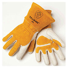 John Tillman & Co Mig Tig Gloves Medium Top Grain Leather MIG 50M