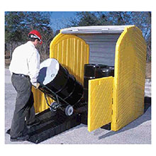 UltraTech International Polyethylene Loading Ramps Fits 67 1 4in 676