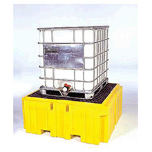 UltraTech International Ultra BucketShelf IBC Spill Pallet 1160
