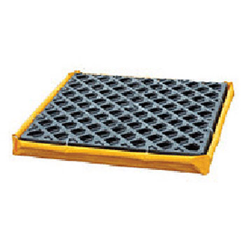 UltraTech International 24in X 24in X 2 1 2in Flexible Models Ultra Spill 1350