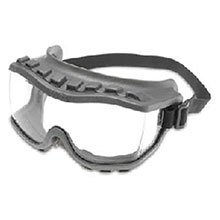 Uvex by Honeywell Safety Glasses Strategy Non Vented Over The Goggles S3805