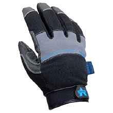 Valeo Cold Weather Gloves Medium Black Gray V520 Work Pro Waterproof V520-M