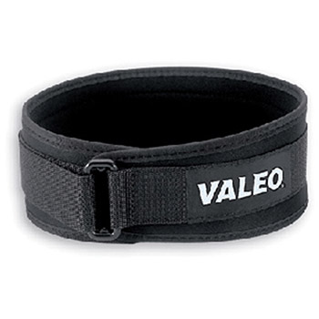 Valeo Extra Large VLP Low Profile 4in Black Back VA4684XL