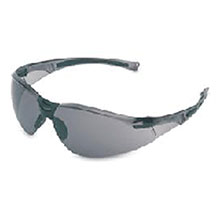 Wilson By Honeywell Safety Glasses A800 Series Gray Frame A801