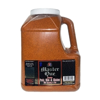 Master Que Tub-A-Rub BBQ Seasoning & Rub (1 Gallon)