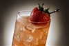 Historic Lynchburg Mucho Fresa (Strawberry) Mojito