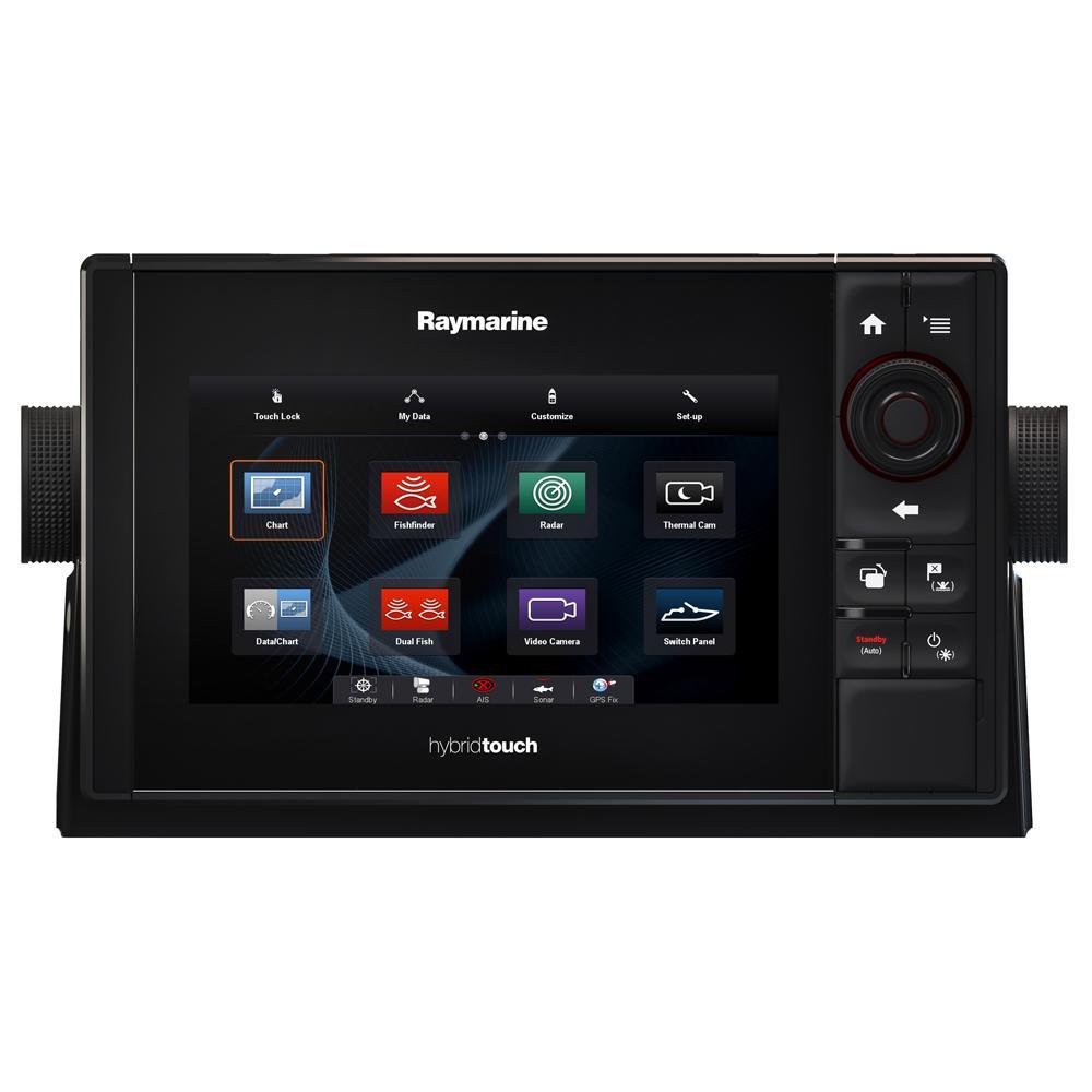 Raymarine eS75 7quot MFD Display wUS CMAP Essentials Charts