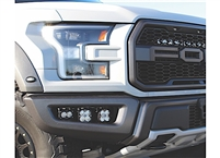 Baja Designs Ford Raptor 2017+ Unlimited Fog Pocket LED Light Kit