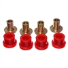 ENERGY SUSPENSION (RED) TOYOTA TUNDRA 2007+ POWER STEERING RACK POLY BUSHING KIT