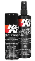 K/N K&N AIR FILTER CLEANING KIT