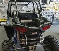"Black Orange for 1/"" to 2/"" Tubing Universal Jeep RZR UTV PRP Seats Buggy Bag"