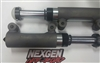 "Locked Offroad 2.0 Bump Stops with Mounting Cans Pinch in 4"" stroke king , fox PAIR"