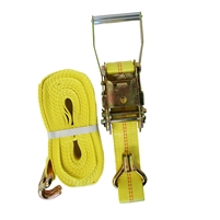 "CSIW32627 - HD RATCHET STRAP 2""X27'J HOOK (EACH)"