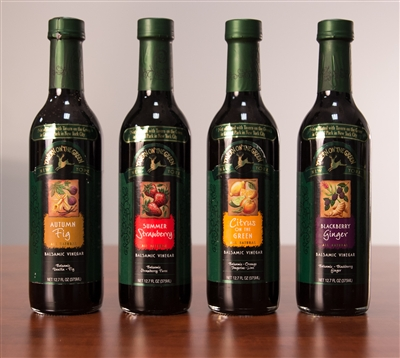 Burst of Flavor Balsamic Vinegar 6 Pack