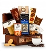 Coffee Chest Gift Basket