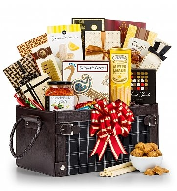 Sensational Snack Gift Basket