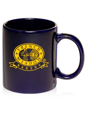Ceramic 11 oz Mug with Your Logo