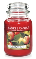 Yankee Candle Macintosh Classic 22 oz Jar