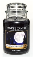 Yankee Candle Midsummer's Night Classic 22 oz Jar