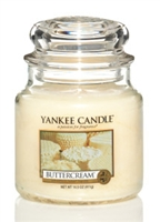 Yankee Candle Buttercream Classic 14.5 oz Jar