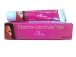 Eflora Eflornithine hydrochloride cream