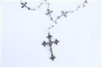 Old Fashioned Cross Necklace