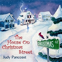 Judy Pancoast-House On Christmas Street