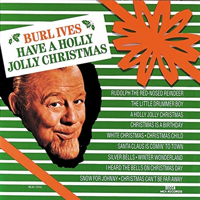 Burl Ives-Holly Jolly Christmas