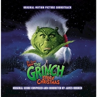 Jim Carey-The Grinch