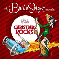 Brian Setzer-Let It Snow