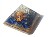 Orgone Pyramid - Water Element - for calmness & love