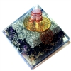 Orgone Large Pyramid -Healing Root Vibration Frequency 8-13HZ - for healing the root