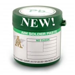 Aim NC259 Lead-Free Solder Paste