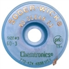 ITW Chemtronics 60-3-10 Solder-Wick No Clean ESD, 2.0mm-Green, 10'