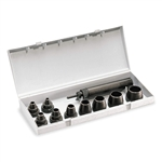 General S1274 10-Piece Gasket Punch Set