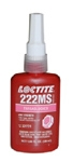 LOC-22231 Loctite 222MS Low Strength Purple Threadlocker