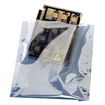 "SCS 10046 4""x6"" Static Shielding Bag, Metal-In, SCC 1000 Series, 100/Pkg."