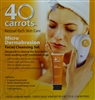 40 Carrots Retinol-Rich Skin Care Facial Cleansing Set