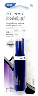 Almay Age Essentials Concealer 100 Light .13 Oz.