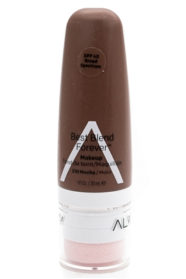 Almay Best Blend Forever Makeup, SPF40, 210 Mocha   1 fl oz