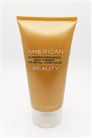 American Beauty Glowing Radiance Self-Tanner 5 Fl Oz.