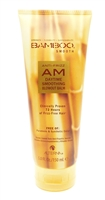 Alterna Bamboo Smooth Anti-Frizz AM Daytime Smoothing Blowout Balm 5 Fl oz.