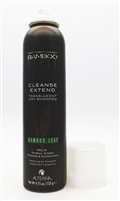 Alterna Bamboo Style Cleanse Extend Translucent Dry Shampoo Bamboo Leaf 4.75 Oz.